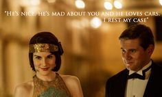 RadioTimes | Downton Abbey S6 E6 | Tom to Mary about Henry