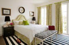 Diane Bergeron interiors.  Bedside Table