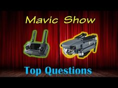 Your DJI Mavic Pro Top Questions Answered - YouTube
