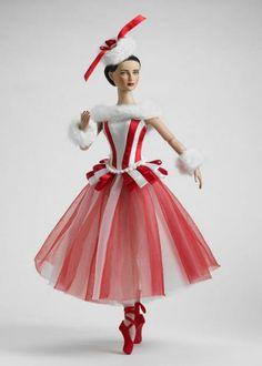 tonner history dolls | tonner ballet doll 2009 tob0001 peppermint twist toner ballet doll ...