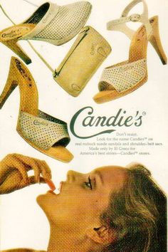 Vintage Candies Ad, I had several Candies,loved them so much!
