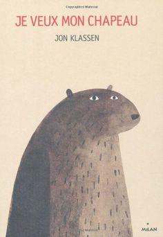 À la recherche de son chapeau égaré, un gros ours interroge un à un les animaux qui croisent sa route, mais tous affirment ne pas l'avoir vu...