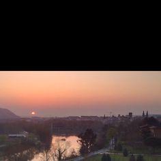 #sunrise #spring #rioja