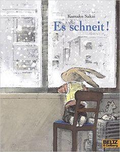 Es schneit!: Vierfarbiges Bilderbuch (MINIMAX): Amazon.de: Komako Sakai, Ursula Gräfe: Bücher