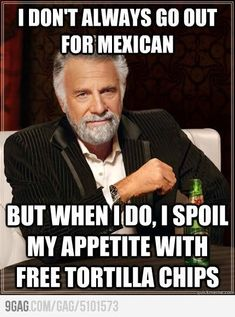 "whenever i read these ""dos equis"" quotes i read his voice aloud in my head, am i the only one? ahah"