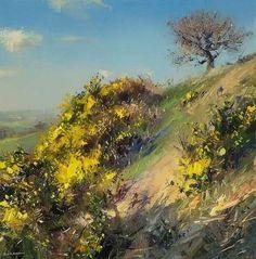 "Képtalálat a következőre: ""rex preston artist"" Landscape Art, Landscape Paintings, Watercolor Trees, Wow Art, Art Sketchbook, Preston, Art Oil, Impressionist, Painting & Drawing"