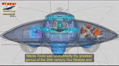 THE UFO OF NIKOLA TESLA: MAGNETISM AND ANTIGRAVITY