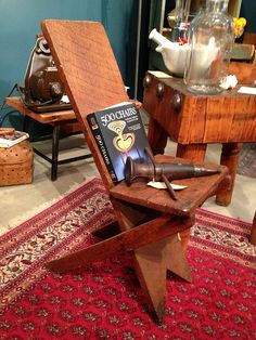 Beau Primative Chair | Flickr   Photo Sharing! Woodworking ShopWoodworking IdeasCamping  FurnitureFurniture ...