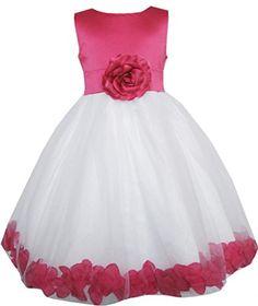 Mädchen Kleid Rose Blume Tüll Hochzeit Festzug Brautjungfer Gr.152-158 Sunboree http://www.amazon.de/dp/B00HRNC2EU/ref=cm_sw_r_pi_dp_HdPpvb0XECD56
