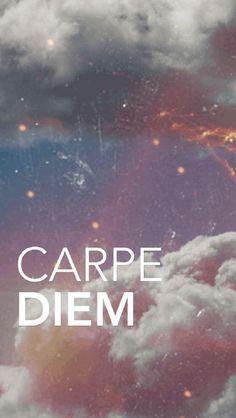 Carpe diem, every day... !