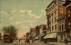 Broad Street. Columbus GA
