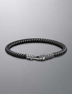 David YurmanMaritime Bracelet, Black  