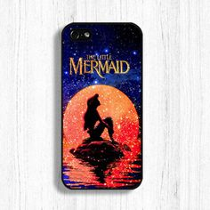 15 Awesome Disney Phone Cases: The Little Mermaid | Gadget Pics. @LaurenMcCandless