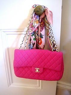 chanel & pink = perfect!
