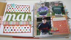Sn@p monthly layout by kim holmes