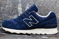 New Balance 1400 Brogue  #newbalance #sneakers