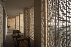 kerry hill architects / aman resort, new delhi