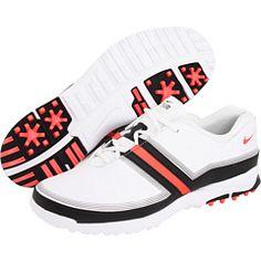 newest 7fd33 756db Nike golf air brassie white alarming black