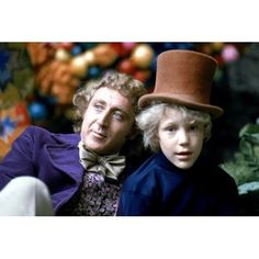 Willy Wonka And The Chocolate Factory Canvas Art - (28 x 22)