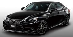 Lexus IS 2014 by TRD Parts