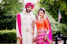 10 vestidos de novia que no tienen nada que ver con el tradicional blanco
