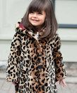 Amy Byer Leopard Hooded Puffer Jacket - Infant & Toddler | Daily deals for moms, babies and kids #zulily #fall