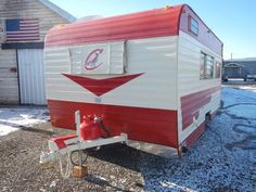 1972 Cardinal Deluxe Travel Trailer