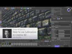 Tip - 136: How to use Substances in Cinema 4D - YouTube