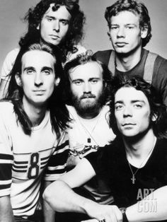 Genesis, October 1976