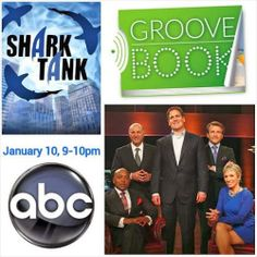 Violet Imperfection: Groovebook on Shark Tank!