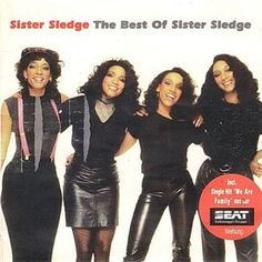 Sister Sledge - The Best Of Sister Sledge (CD) at Discogs