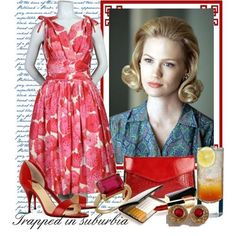 Mad Men Style Betty