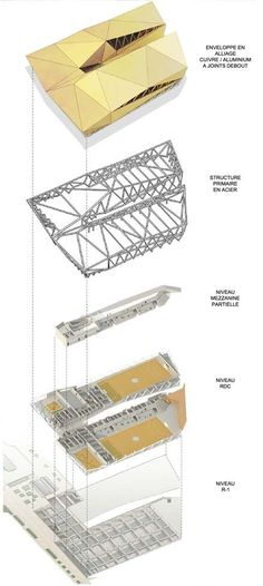 Multi-Sports Complex Competition Winning Proposal / Archi5 + Tecnova Architecture,diagram