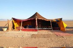 Photo of Bedouin Tent 05 : middle eastern tents - memphite.com