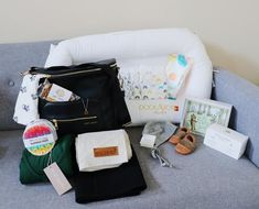 As first time or even veteran moms, one of the biggest questions on our minds is:What should I include in my hospital bag?We don't want to overpack, yet we are desperately afraid of forgetting that one essential item! We've compiled a fantastic list of the best essentials for mom and baby to include in your hospital bag. See some our favorites recommendations below: Fawn Diaper Bag. Every parenting journey begins with choosing the perfect bag to pack your little one's essential...