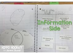 Amazing blog series about Interactive Notebooks by Hippo Hooray for Second Grade. This input and output idea is GENIUS and INFORMATIVE!
