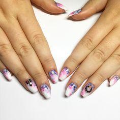 Sharpie badass  #dallasbeautylounge #nailstyle #nailart #nailedit #gelish #sharpienails by dallasbeautylounge