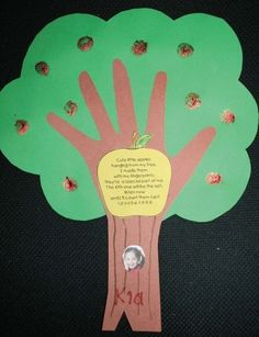 Reinforce counting to 10 with this sweet keepsake craft. The apples ...