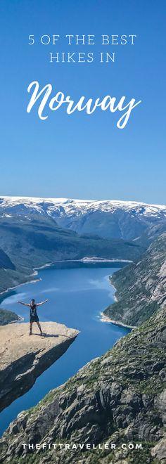 Best Hikes in Norway | Pulpit Rock, Kjerag, Flørli, Trolltunga | Hiking Norway | Hiking in Norway | Best Hikes Norway | Adventure Travel Norway | Visit Norway | Things to see in Norway | What to do in Norway | Best hikes in the world | #visitnorway #hikingculture #outdoorculture #hiking #norway