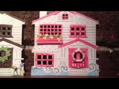 Marianne Craftables House - YouTube