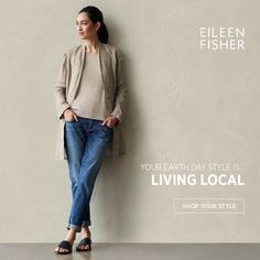 Eileen Fisher Earth Day Living Local