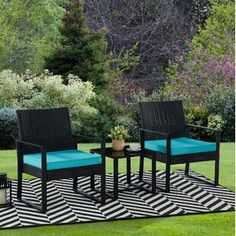 Sol 72 Outdoor™ Merlyn 11 Piece Sectional Seating Group with Cushions | Wayfair Wicker Furniture, Outdoor Furniture Sets, Outdoor Decor, 3 Piece Bistro Set, Beige Cushions, Seat Cushions, Garden Seating, Rattan
