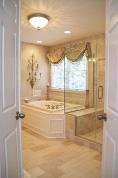 Shower Tiling In A Maryland Remodeled Bathroom Bathrooms - Bathroom remodeling anne arundel county