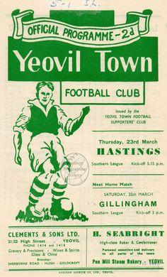 Yeovil Town, British Football, Gillingham, Football Program, Next At Home, Programming, Soccer, English, Twitter