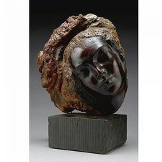 Female Head, Stone Work, Stone Carving, Sculpture Art, Sculpting, Russia, Wave, Rings For Men, Skull
