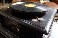 Grammofono - Antiquariato Siciliano