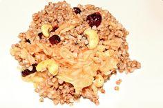 RECEPT: Priprav si zdravé raňajky. Tvoje cievy sa ti poďakujú. Granola, Cereal, Oatmeal, Breakfast, Food, The Oatmeal, Morning Coffee, Rolled Oats, Essen