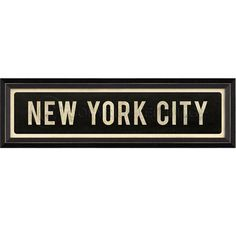 Street Sign Wall Decor-New York City    Any city or town is available    Townie    Love my town!! Made In USA   