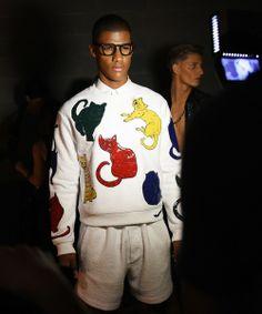 vispreeve:  Dsquared² Spring 2015 Menswear #Backstage