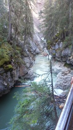 Johnston Canyon, River, Outdoor, Outdoors, Outdoor Games, The Great Outdoors, Rivers